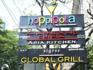 The Spring Hotel Chennai - Hotel Sign Board