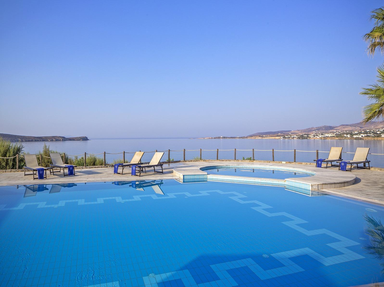 Poseidon Of Paros Hotel And Spa