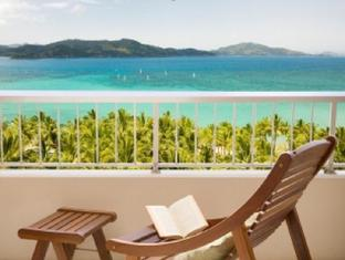 Hamilton Island Reef View Hotel Whitsunday Islands - Balkon/Taras