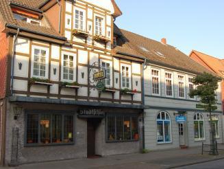 Hotel And Restaurant Stadtschanke