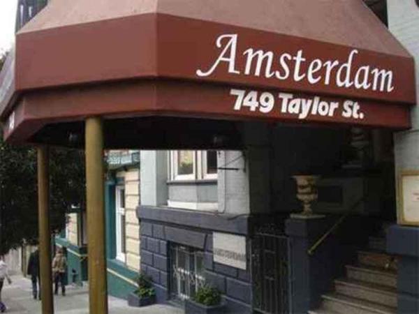 Amsterdam Hostel San Francisco San Francisco