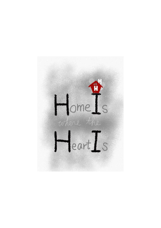 HIHI背包民宿4F馴鹿房(Home Is Where The Heart Is)鐵花村走路十分鐘