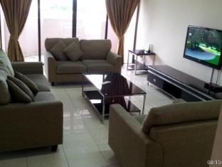 KK-Suites Residence @ Marina Court Resort Condominium Kota Kinabalu - Living Room