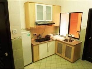 KK-Suites Residence @ Marina Court Resort Condominium Kota Kinabalu - Kitchen