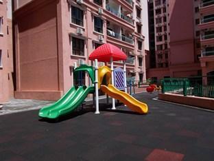 KK-Suites Residence @ Marina Court Resort Condominium Kota Kinabalu - Playground