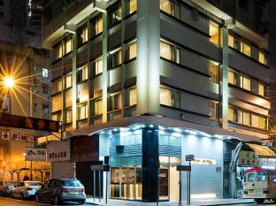 Pop Hotel הונג קונג - בית המלון מבחוץ