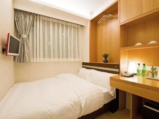 Pop Hotel הונג קונג - חדר שינה