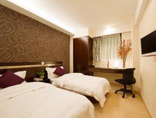 香港珀豪酒店 香港 - 客房