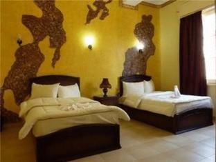 Cairo City Center Hotel Kairas - Svečių kambarys