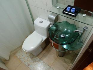 A& A 프라자 호텔 푸에르토 프린세사 - 화장실