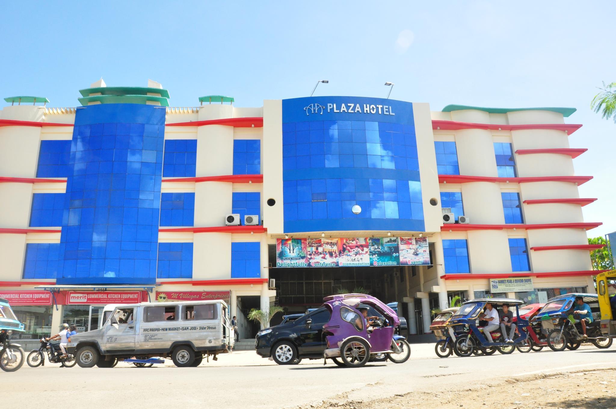 AandA Plaza Hotel