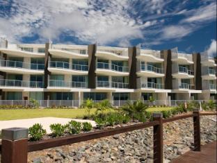 At Marina Shores Hotel Whitsunday Islands - Hotellet udefra