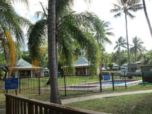 Nomads Airlie Beach Hotel Whitsunday Islands - Zahrada