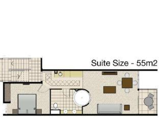 Balgownie Estate Vineyard Resort & Spa Yarra Valley - 1 Bedroom Spa Suite