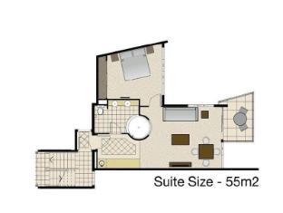 Balgownie Estate Vineyard Resort & Spa Yarra Valley - 2 Bedroom Spa Suite