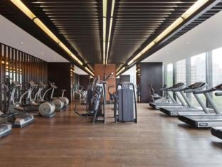 The Puli Hotel and Spa Shanghai - Fitness Room