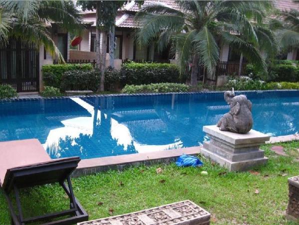 Whispering Palms Resort Bophut Koh Samui