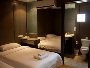 Justbeds Hotel Bangkok - Standard twin beds