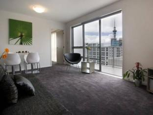 Bianco off Queen - Serviced Apartments Auckland - Suite Room