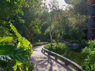 เรเนซองส์ภูเก็ต รีสอร์ทแอนด์สปา อะแมริออท ลักชัวรี่ แอนด์ ไลฟ์สไตล์ โฮเทล ภูเก็ต - สวน