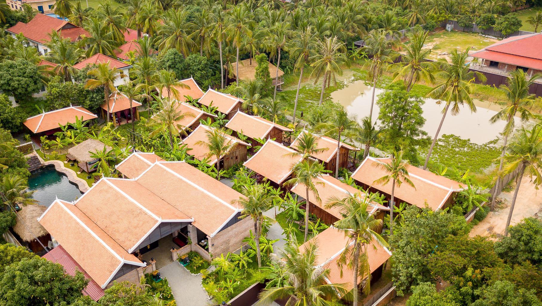 Authentic Khmer Village Resort