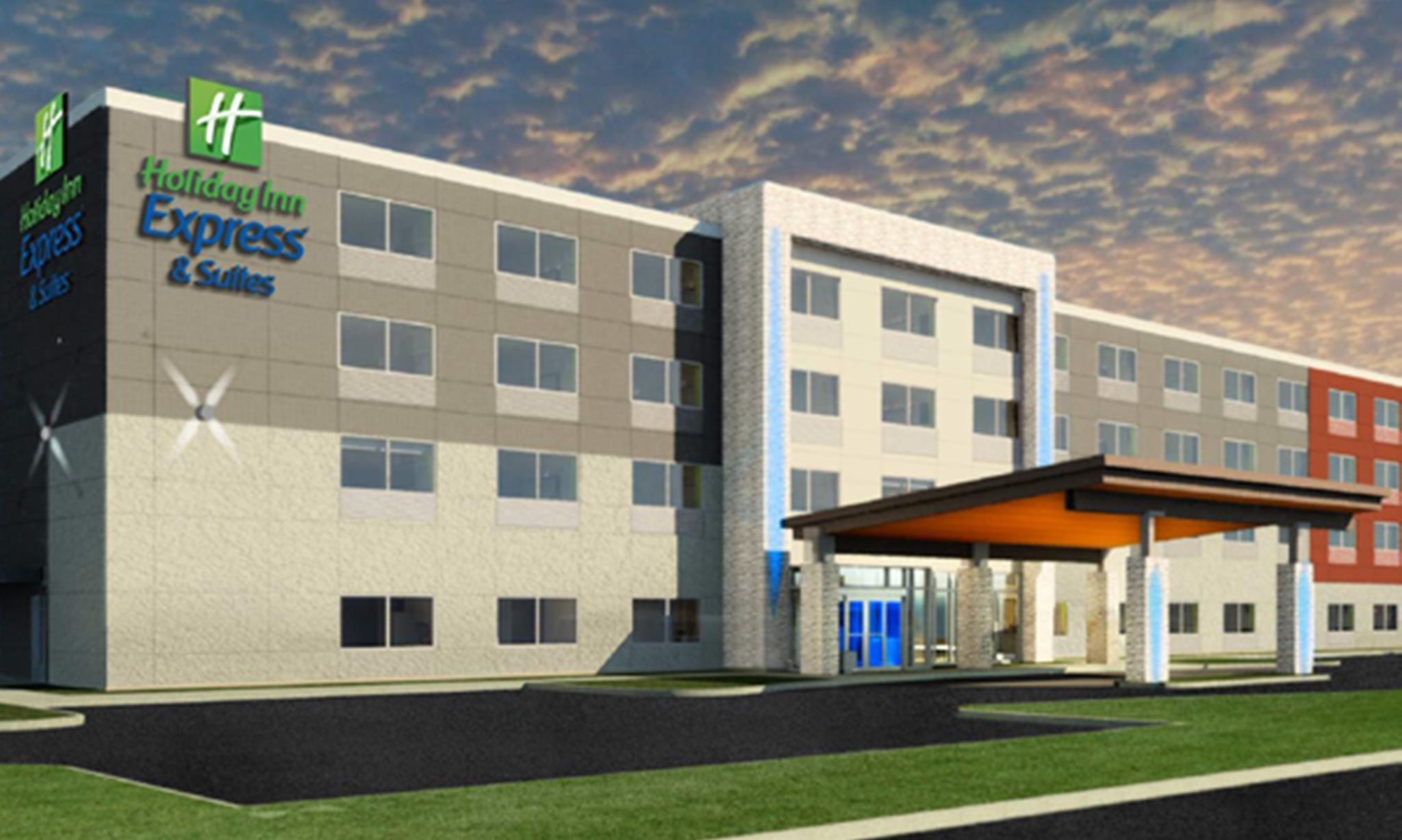 Holiday Inn Express And Suites Sterling Heights Detroit Area