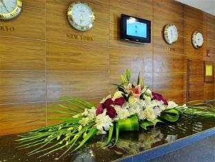 Cassells Al Barsha Hotel Dubai - Recepción