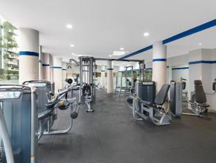 Meriton Serviced Apartments Waterloo Sydney - Gymnasium