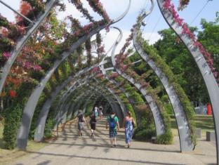 Tribeca Apartments Brisbane - Brisbane Botanical Gardens