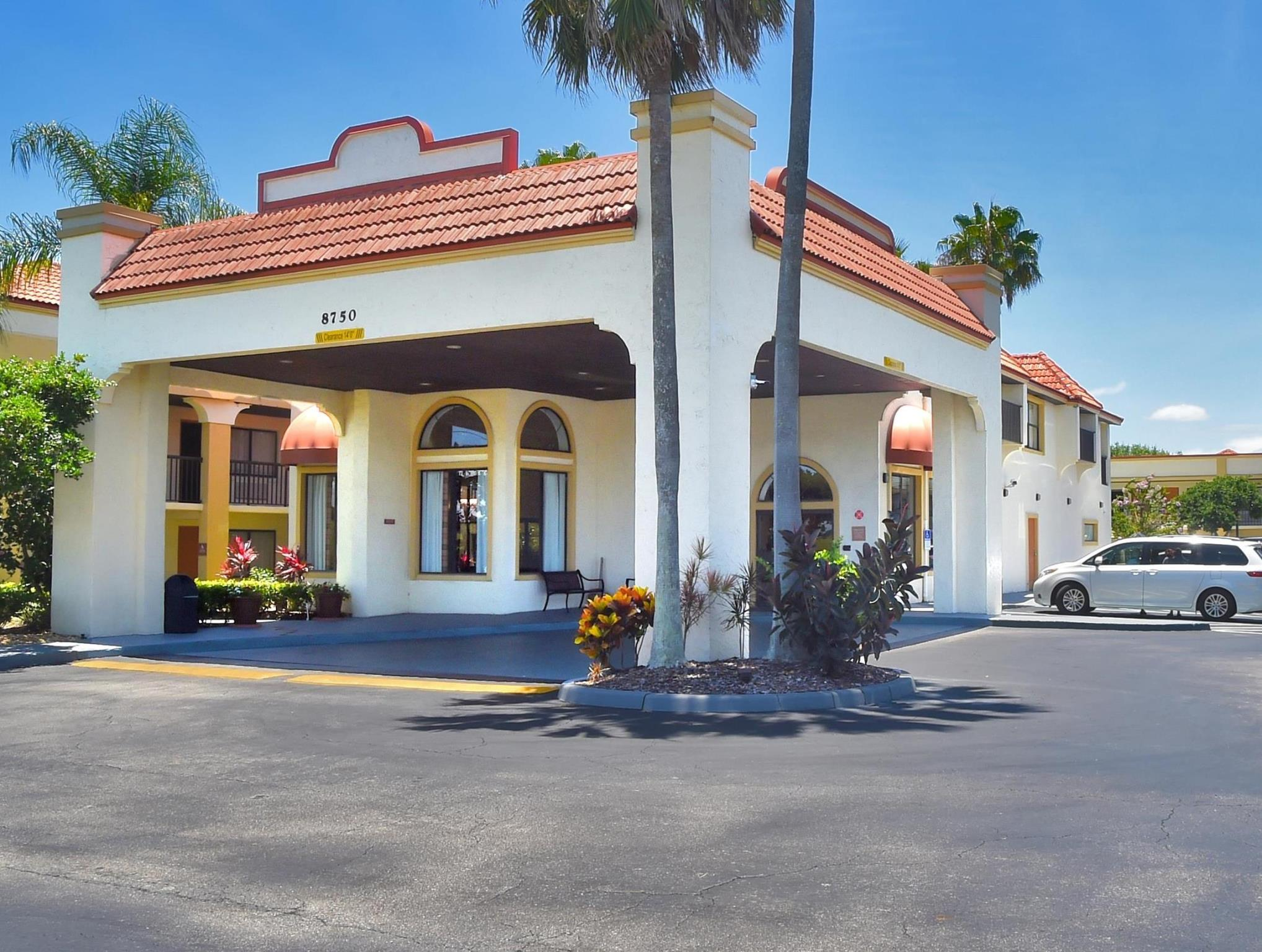 Best Western Orlando East Inn And Suites
