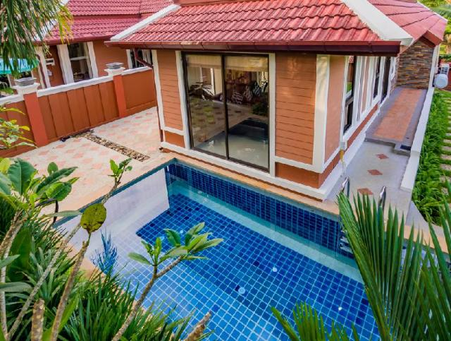 บูทีค รีสอร์ต ไพรเวท พูล วิลลา – Boutique Resort Private Pool Villa