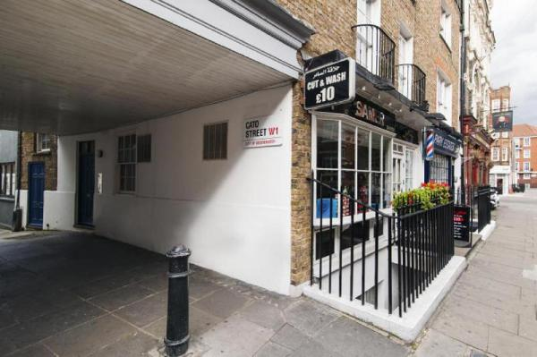 FG Property - The Harrowby Street Lodge London