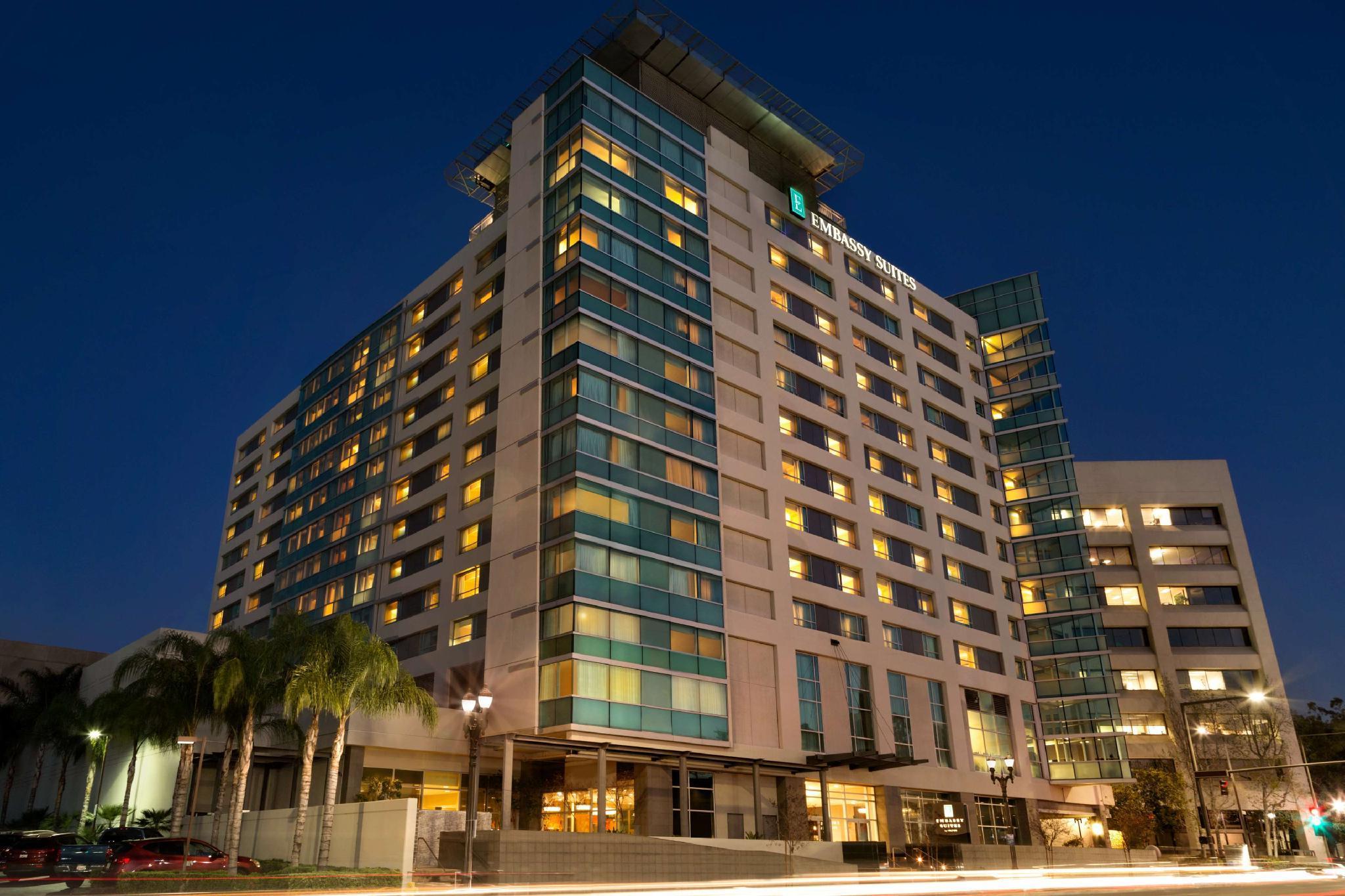 Embassy Suites Los Angeles Glendale Hotel