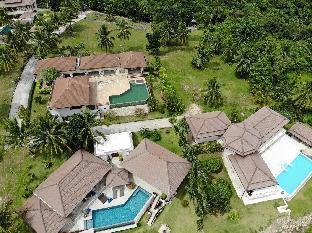 [バンポル]ヴィラ(100m2)| 1ベッドルーム/1バスルーム Twelve Bedroom Twin Luxury Sea View Villas AH23/24