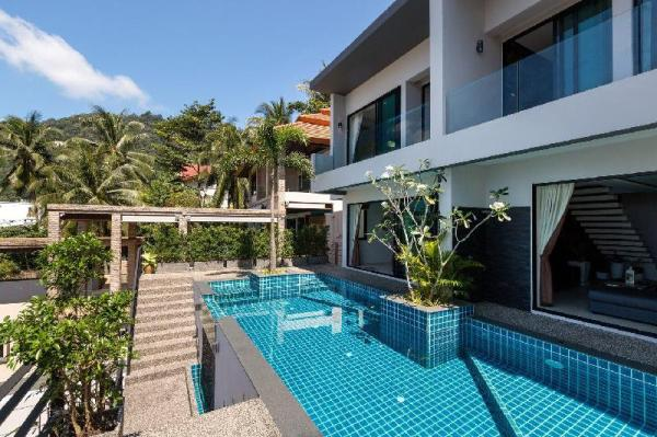Twin Villas Seaview Kata Two Phuket