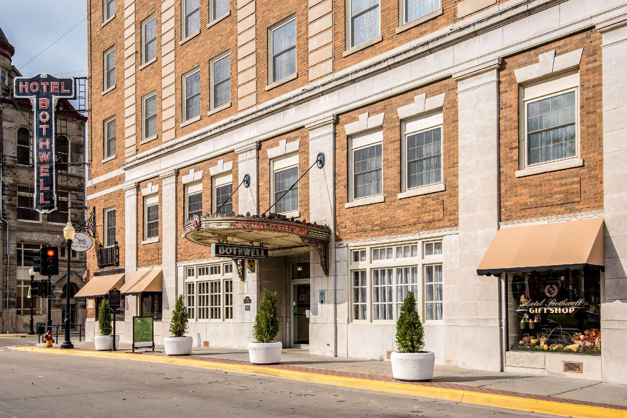 Hotel Bothwell Sedalia Central District