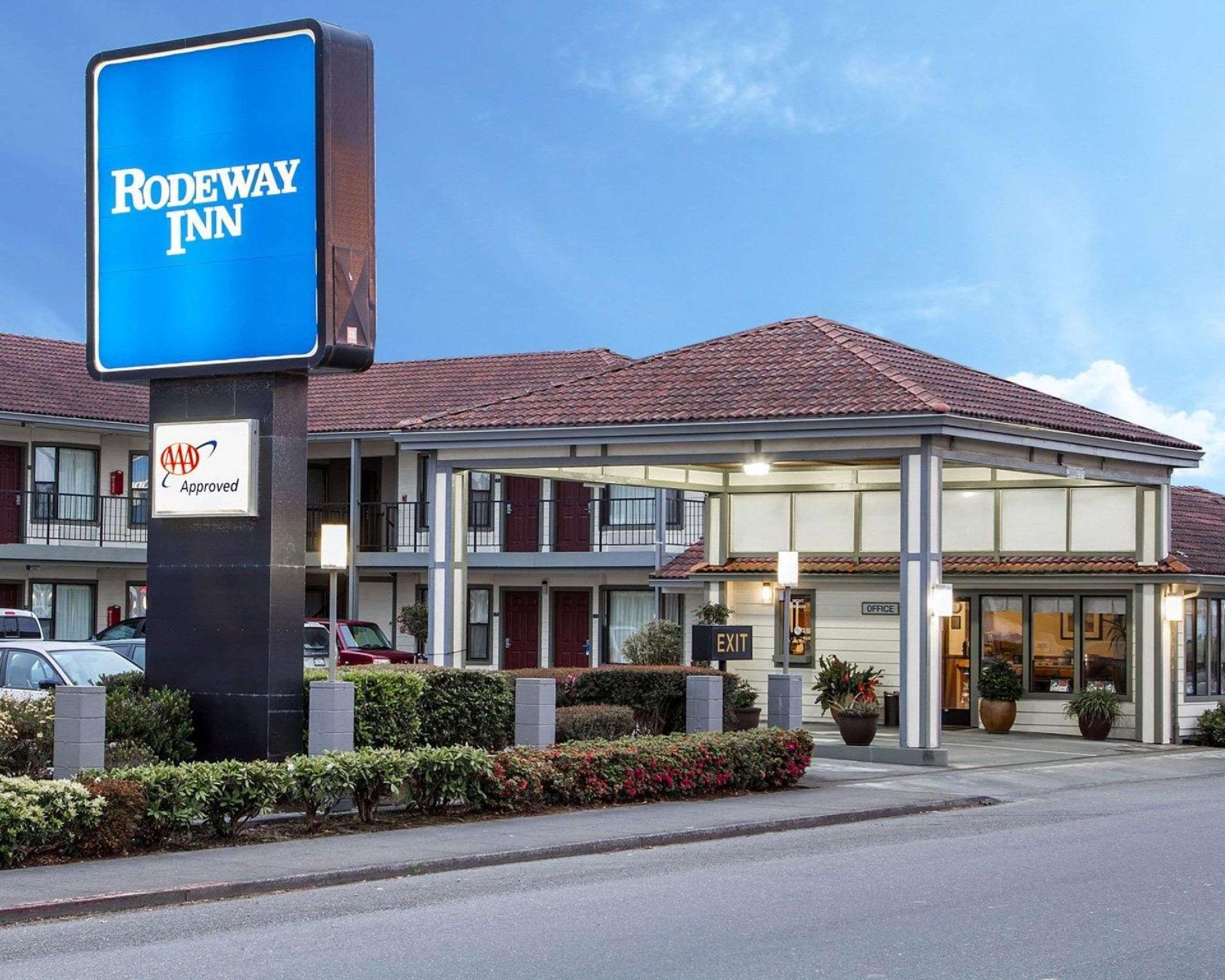 Rodeway Inn Humboldt Bay   Redwood Area