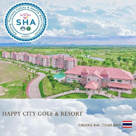 Happy City Golf and Resort Chiang Rai