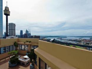 Park Regis City Centre Hotel Sydney - Rooftop Access