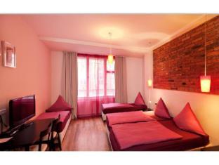 Hotel Purpur Prague - Guest Room