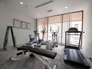Gaya Centre Hotel Kota Kinabalu - Fitness Room