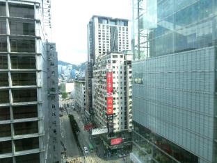 USA Hostel Гонконг - Вид