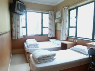 USA Hostel Гонконг - Интерьер отеля