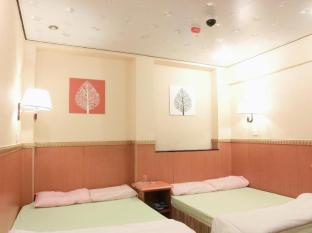 USA Hostel Hong Kong - Family Room (Double Double)