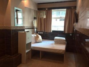 USA Hostel Hong Kong - Gostinjska soba