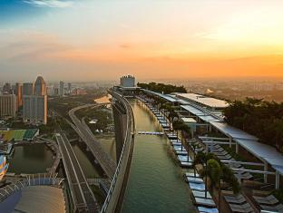 Marina Bay Sands Singapore - View