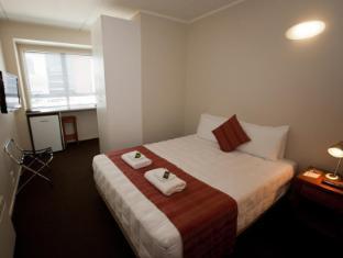 City Lodge Backpackers Auckland - Külalistetuba