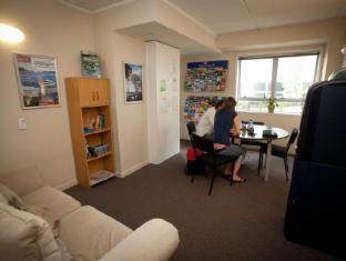 City Lodge Backpackers Auckland - Interior del hotel
