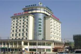 GreenTree Inn Yangzhou Dongguan Street Yangzhou Mansion Hotel