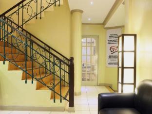 Palazzo Pensionne Cebu - Intérieur de l'hôtel